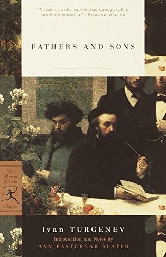 9780375758393: Fathers and Sons (Modern Library Classics)