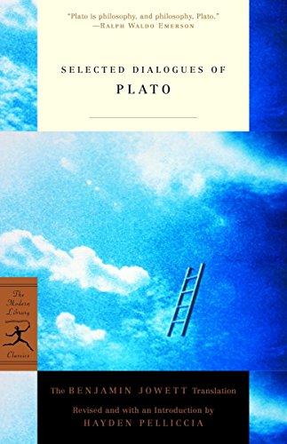 9780375758409: Selected Dialogues of Plato: The Benjamin Jowett Translation (Modern Library Classics)