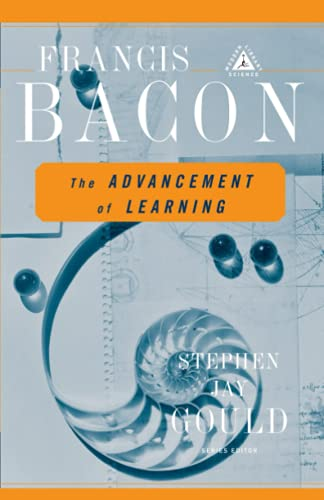 9780375758461: The Advancement of Learning (Modern Library Classics)