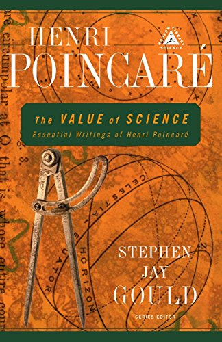 9780375758485: The Value of Science: Essential Writings of Henri Poincare (Modern Library Science)