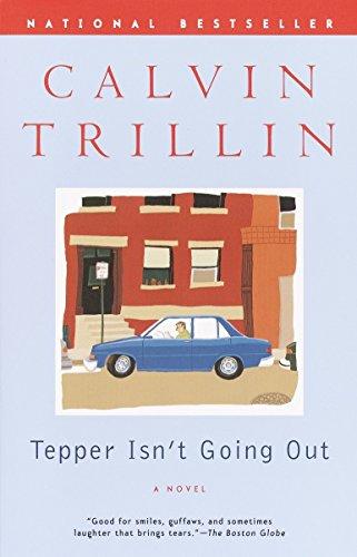 9780375758515: Tepper Isn't Going Out: A Novel
