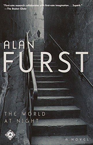 9780375758584: The World at Night: A Novel