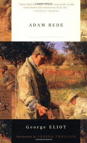 9780375759017: Adam Bede (Modern Library Classics)