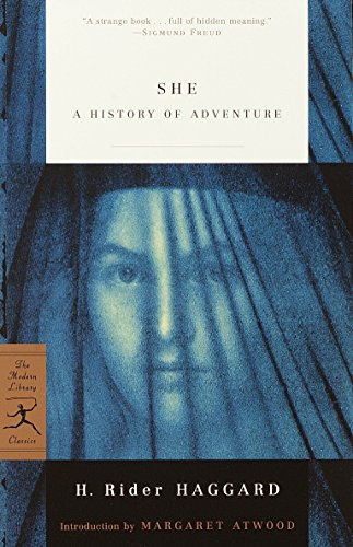 9780375759055: She: A History of Adventure (Modern Library)