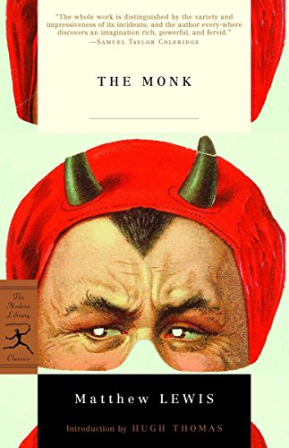 9780375759161: The Monk (Modern Library Classics)