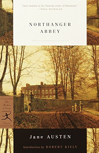 9780375759178: Northanger Abbey (Modern Library Classics)