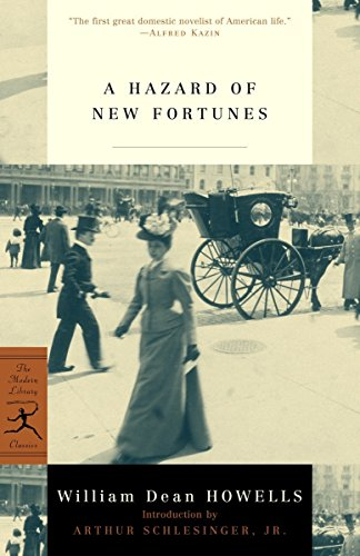 9780375759277: A Hazard of New Fortunes (Modern Library)