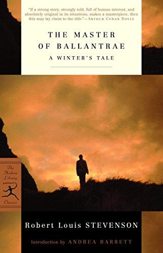 9780375759307: The Master of Ballantrae: A Winter's Tale (Modern Library Classics)