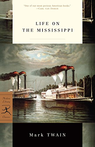 9780375759376: Mod Lib Life On The Mississippi (Modern Library)