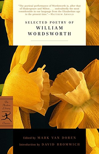 9780375759413: Selected Poetry of William Wordsworth (Modern Library Classics)