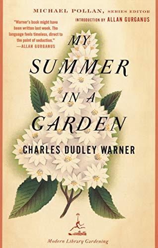 9780375759468: My Summer in a Garden (Modern Library Gardening)