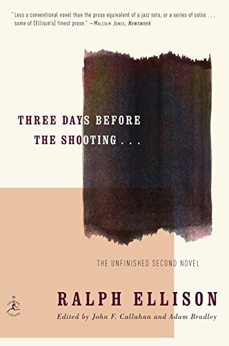 9780375759543: Three Days Before the Shooting . . . (Modern Library Paperbacks)
