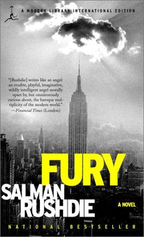9780375759604: Fury.
