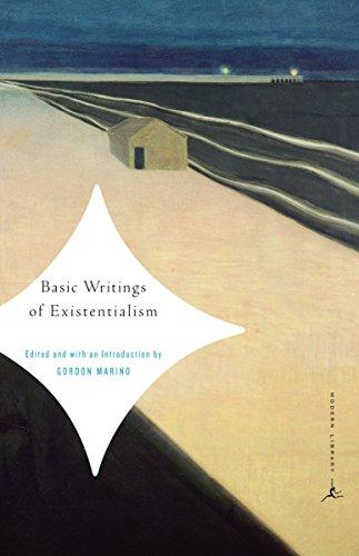 Basic Writings of Existentialism (Modern Library Classics): Marino, Gordon