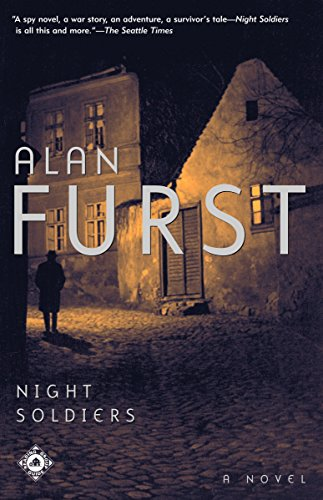 Night Soldiers: A Novel: Furst, Alan