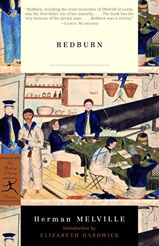 9780375760044: Redburn (Modern Library)