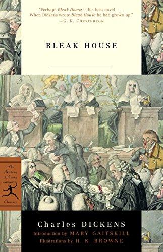 9780375760051: Bleak House (Modern Library Classics)