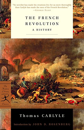 9780375760228: The French Revolution: A History (Modern Library Classics)