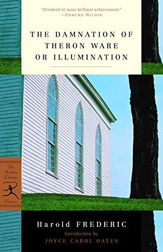 Beispielbild für The Damnation of Theron Ware or Illumination (Modern Library Classics) zum Verkauf von Goodwill