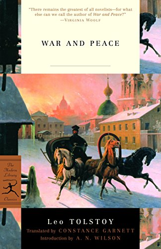 9780375760648: War and Peace (Modern Library Classics)