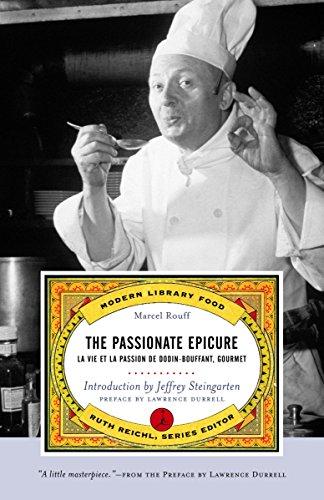 The Passionate Epicure : La Vie et: Marcel Rouff
