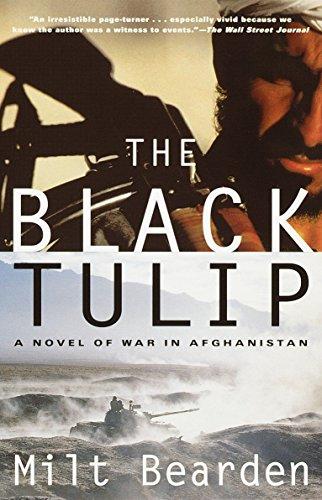 9780375760839: The Black Tulip: A Novel of War in Afghanistan