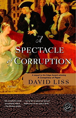 9780375760891: A Spectacle of Corruption: A Novel