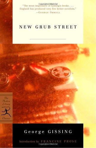 9780375761102: New Grub Street (Modern Library Classics)