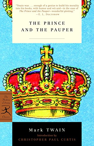 9780375761126: The Prince and the Pauper (Modern Library Classics)