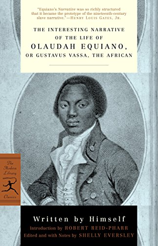9780375761157: The Interesting Narrative of the Life of Olaudah Equiano: or, Gustavus Vassa, the African (Modern Library Classics)