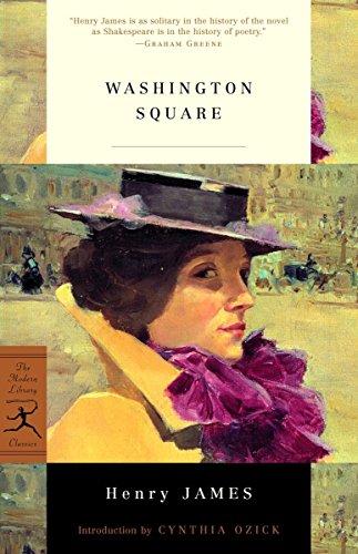 9780375761225: Washington Square (Modern Library Classics)