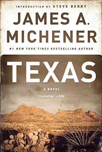Texas: A Novel: Michener, James A.