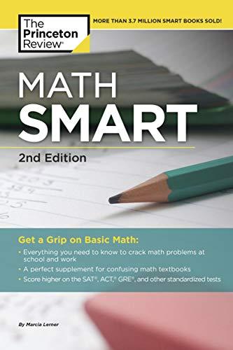 Math Smart, 2nd Edition (Smart Guides): Lerner, Marcia