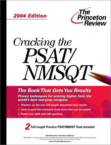 9780375763328: Cracking the PSAT, 2004 Edition (College Test Prep)