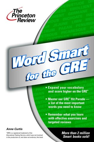 9780375763366: Word Smart for the GRE (Smart Guides)