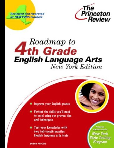 9780375763540: Roadmap to 4th Grade English Language Arts, New York Edition (State Test Preparation Guides)