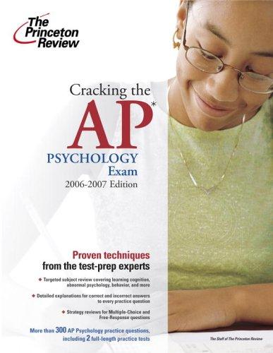 ap psychology exam essays