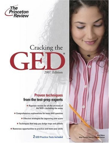 9780375765483: Cracking the GED, 2007 Edition (College Test Preparation)