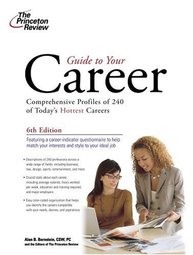 9780375765612: Guide to Your Career, 6th Edition (Career Guides)