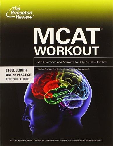 9780375766312: MCAT Workout