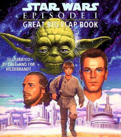 9780375800108: Star Wars Episode I: Great Big Flap Book