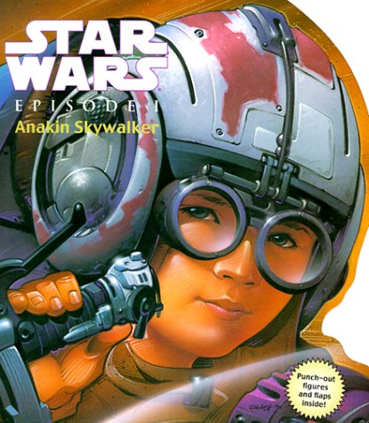 9780375800122: Anakin Skywalker (Star Wars - Novelty Shape Books, 1)