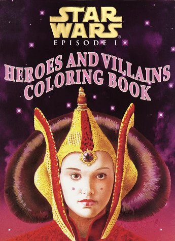Heroes and Villains Coloring Book (0375800212) by Jesus Redondo; Michelle Knudsen