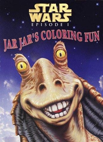 9780375800238: JAR JAR'S COLORING F
