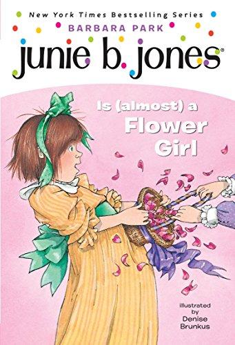 9780375800382: Junie B. Jones Is (almost) a Flower Girl (Junie B. Jones, No. 13)