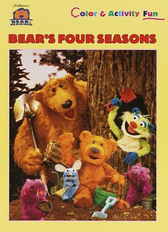 9780375800610: BEAR'S FOUR SEASONS
