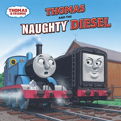 9780375800795: Thomas and the Naughty Diesel (Thomas & Friends)