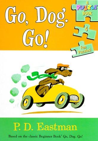 9780375800825: Go, Dog. Go! Puzzle Book