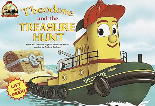 9780375800863: Theodore and the Treasure Hunt