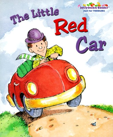 9780375801426: The Little Red Car (Jellybean Books)